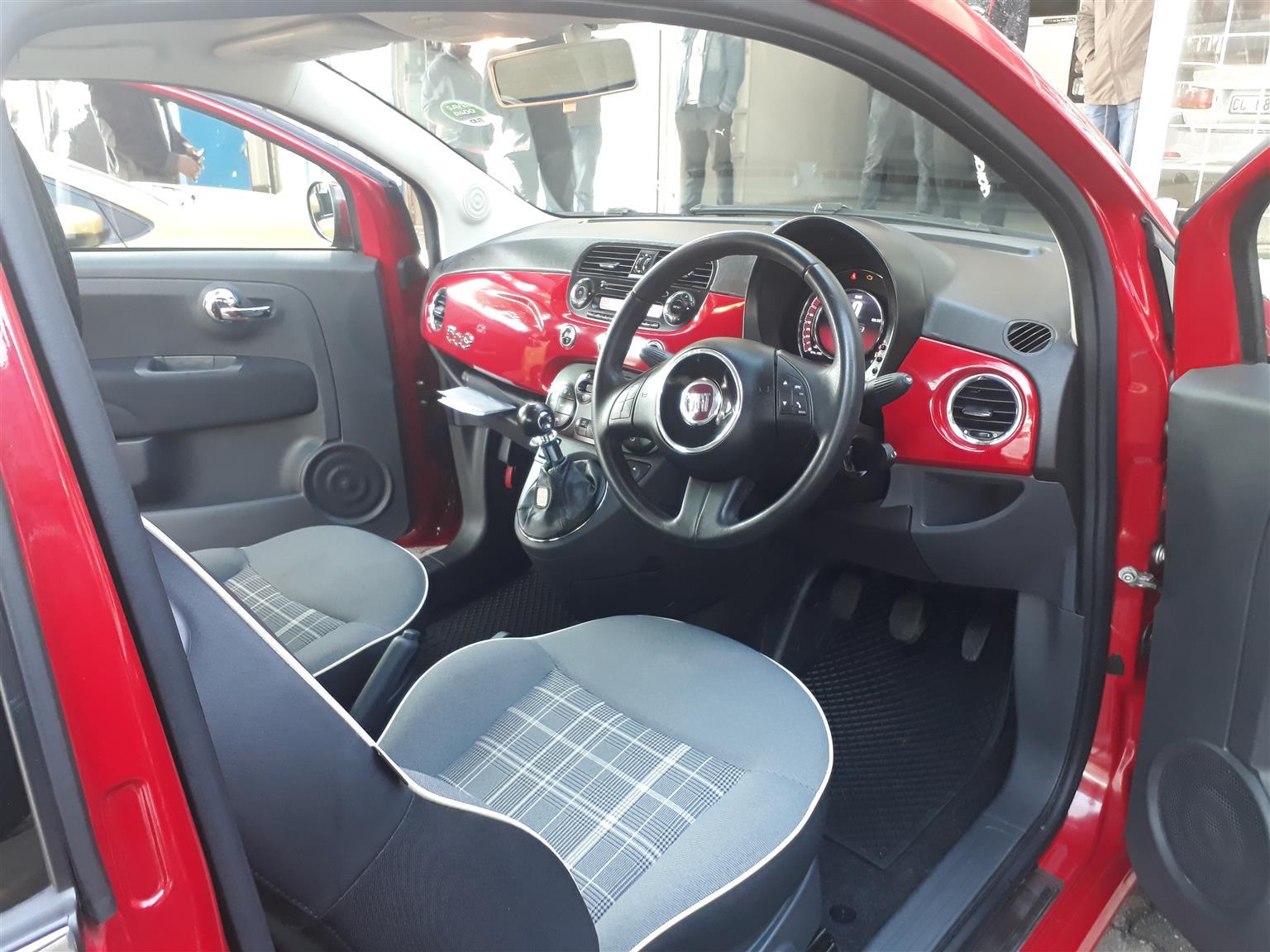 2015 Fiat 500 1.4 Pop