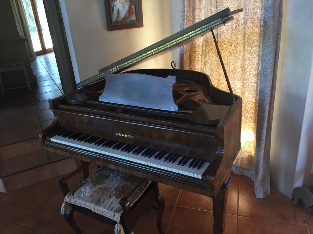 CRAMER BABY GRAND PIANO