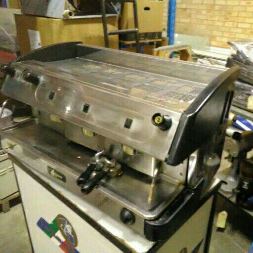 Espresso machine 3G S