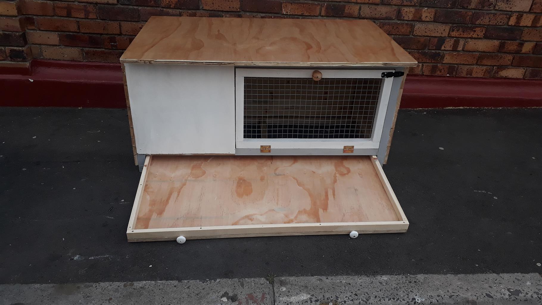 Bunny /Guinea pig hutches