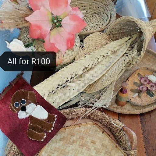 Wicker items