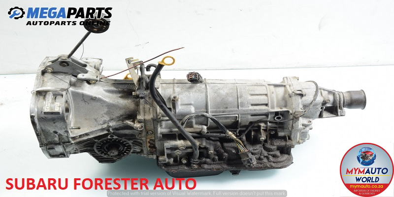IMPORTED USED SUBARU FORESTER AUTO GEARBOX