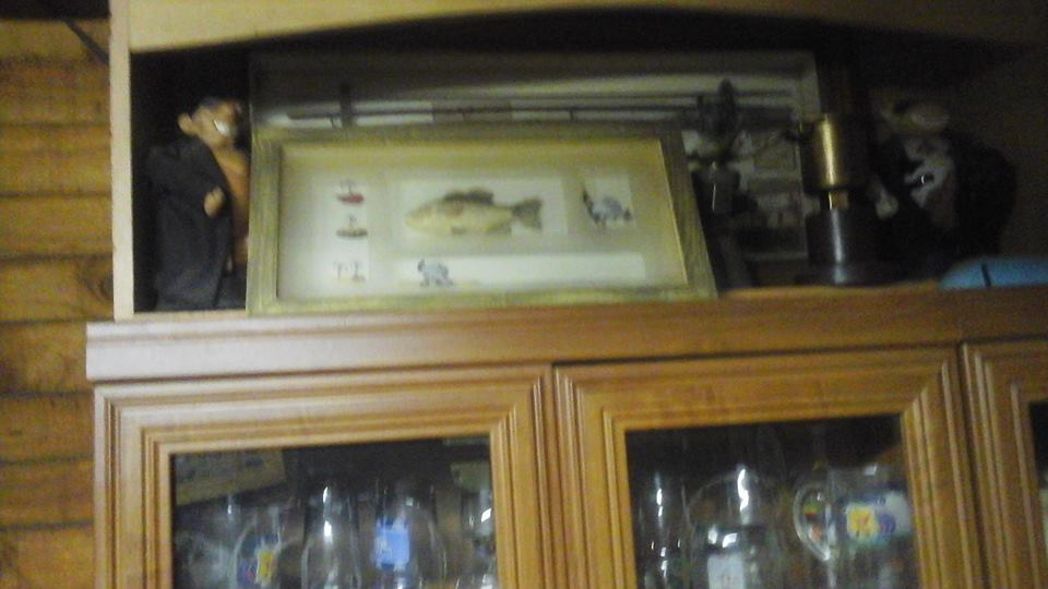 Fishing decor for sale