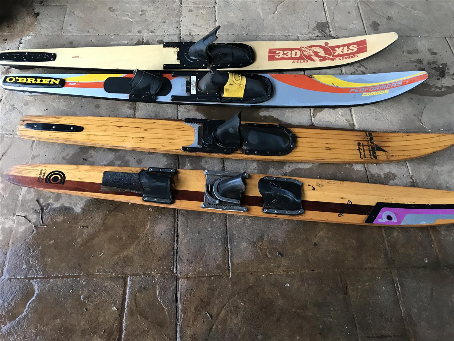 Phoenix Pantom Ski boat and Hammer Head Rubber duck with two trailers and exctras