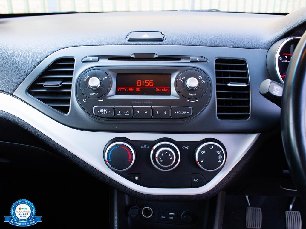 2015 Kia Picanto 1.2 EX