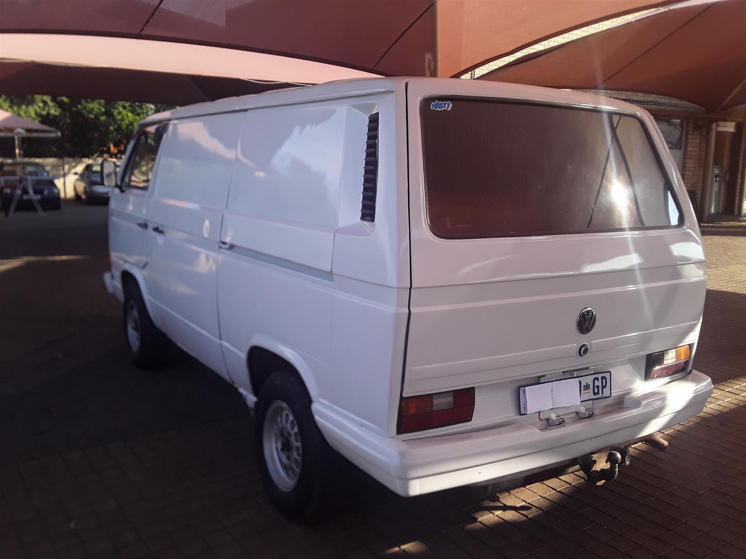 1987 VW Microbus