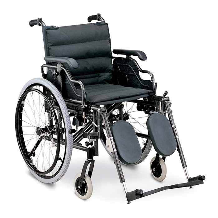 Wheelchair - Deluxe - Elevating Legrest. On Sale, FREE DELIVERY. While Stocks Last.