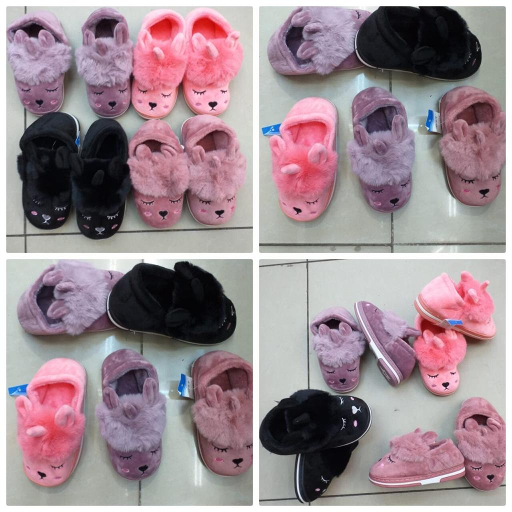 Kids' Warm Morning Shoes