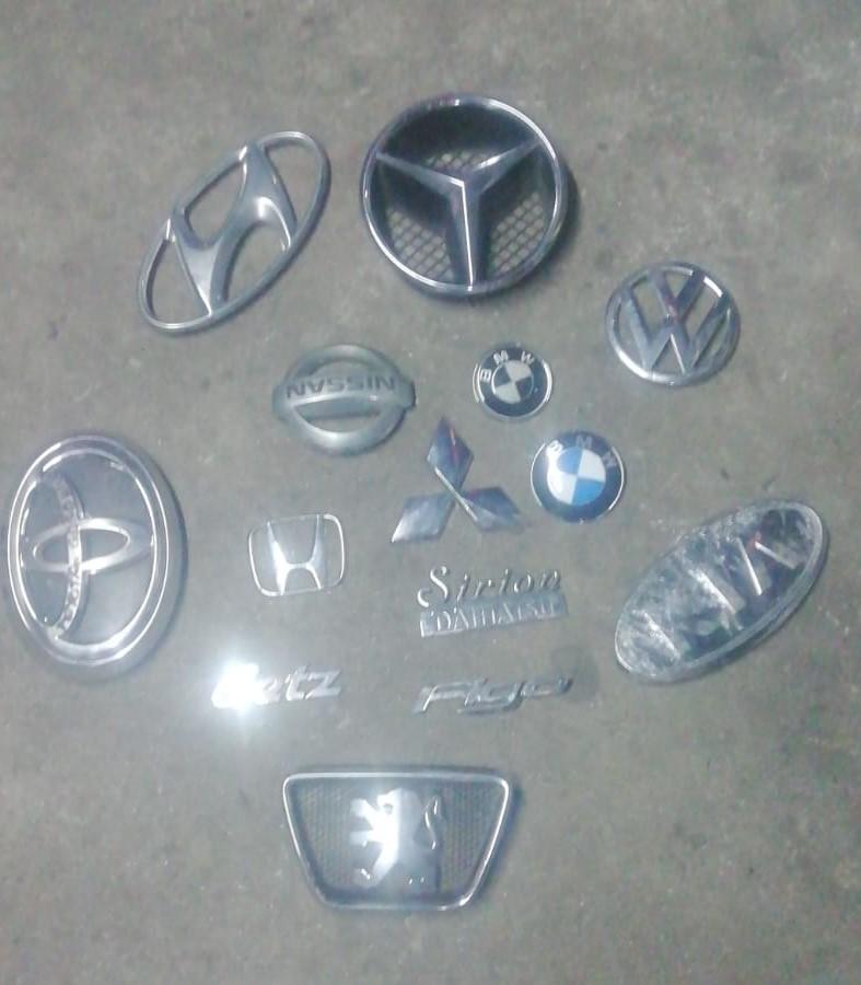 Original used Car Emblems for most vehicles make and models for sale