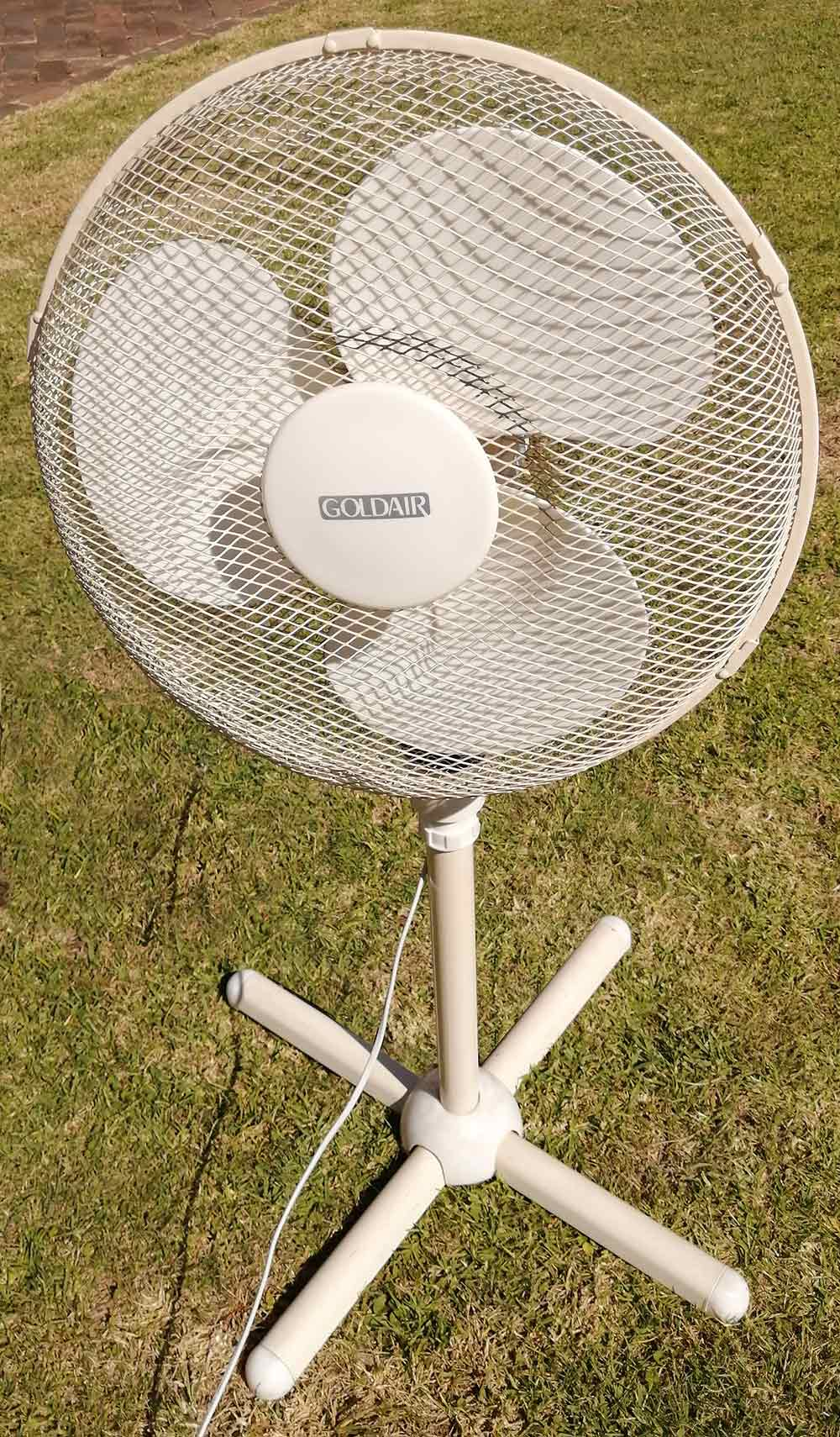 COLDAIR UPRIGHT FAN  GOOD CONDITION