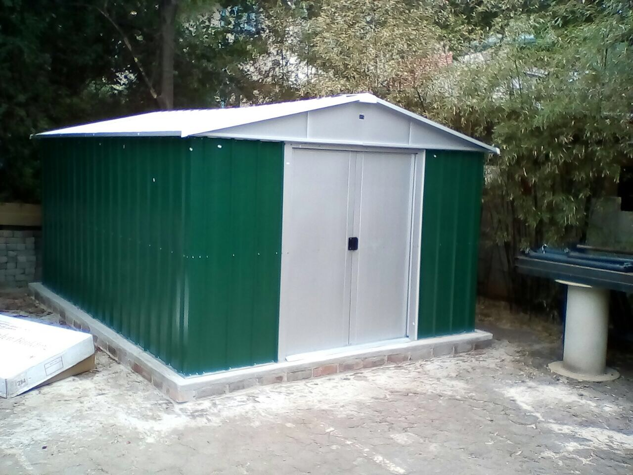 Garden Sheds From R5495