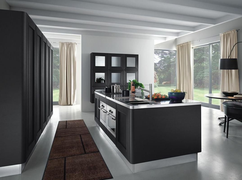 Built-in cupboards