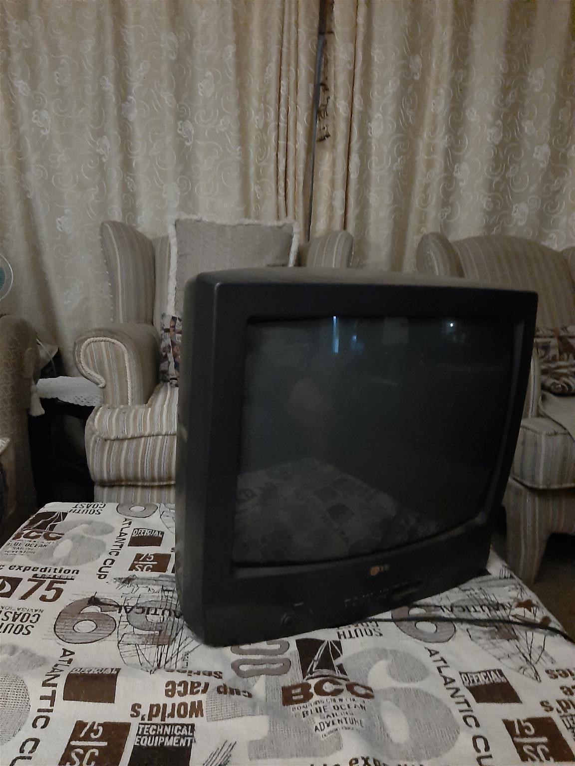TV LG box