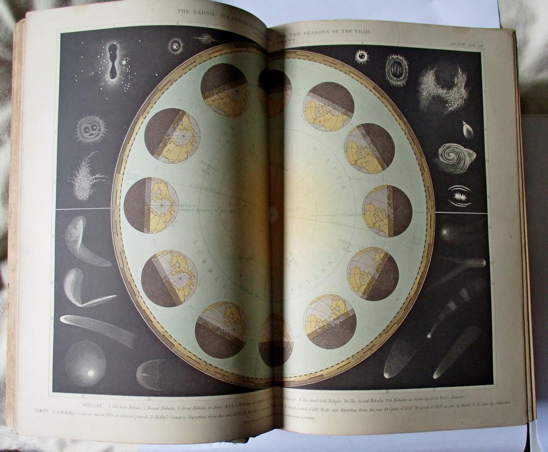 The Popular Encyclopaedia x2 circa 18 ?