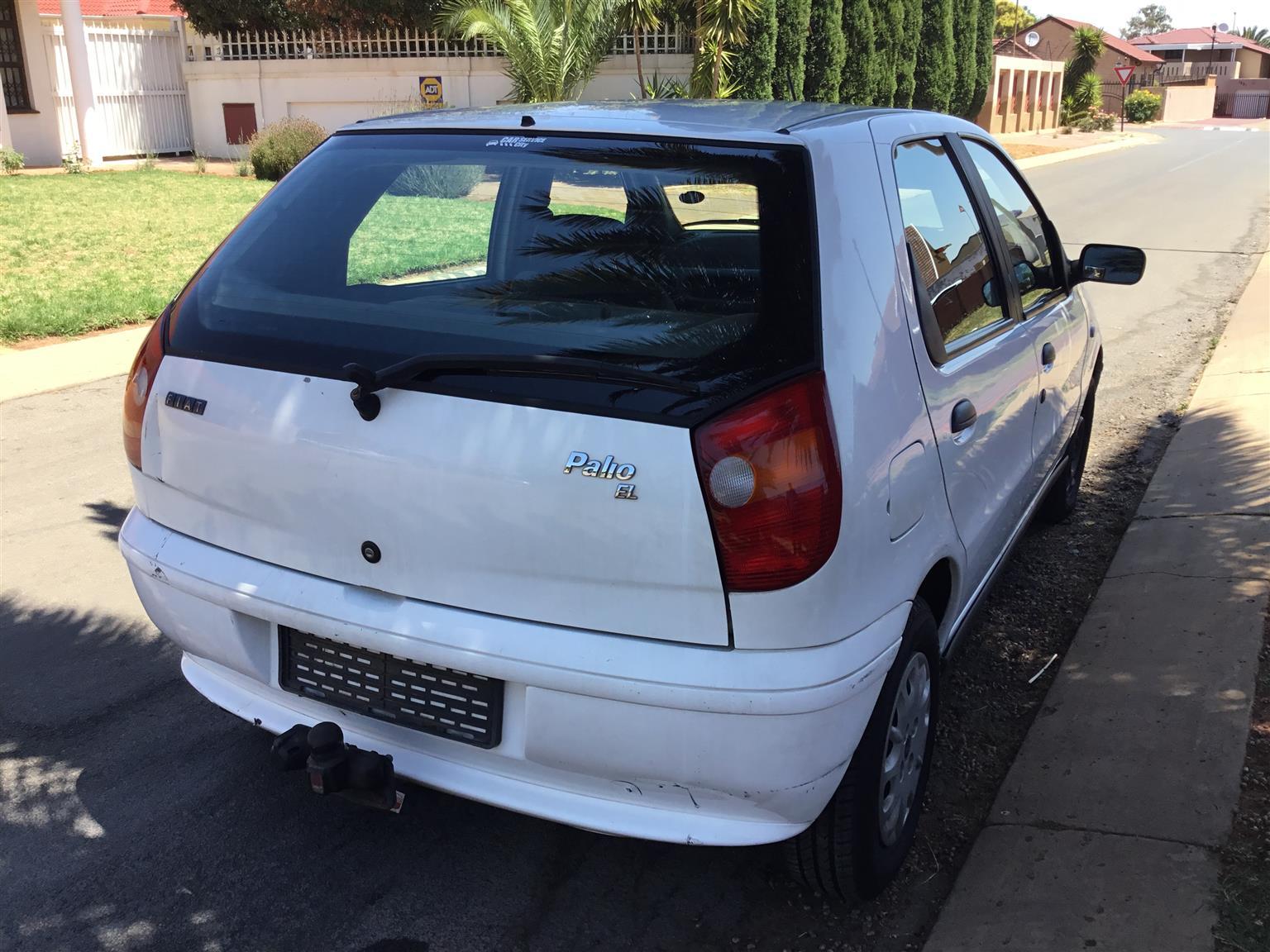 2004 Fiat Palio 1.6 EL 5 door