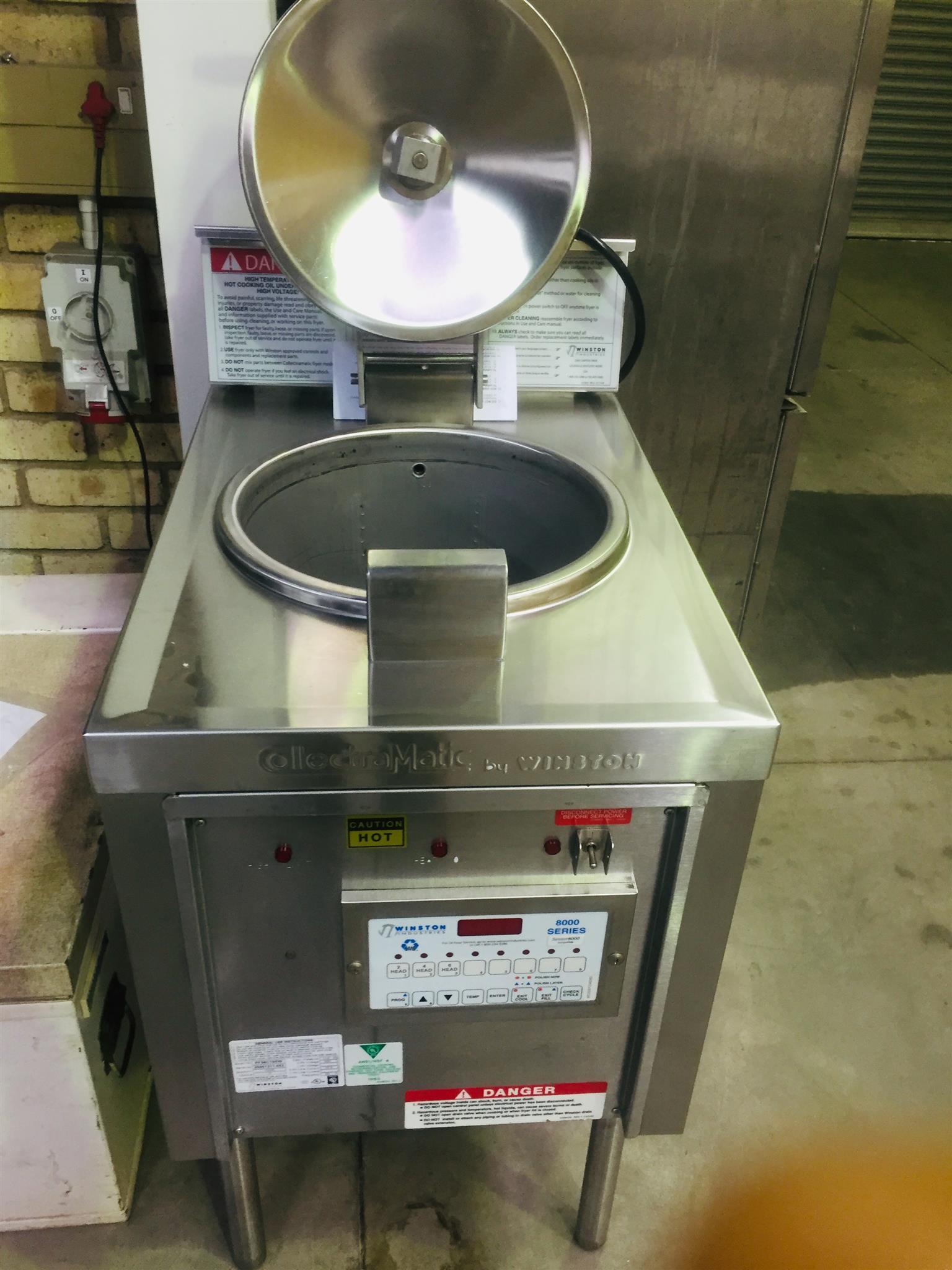 Winston PF56C Pressure Fryer