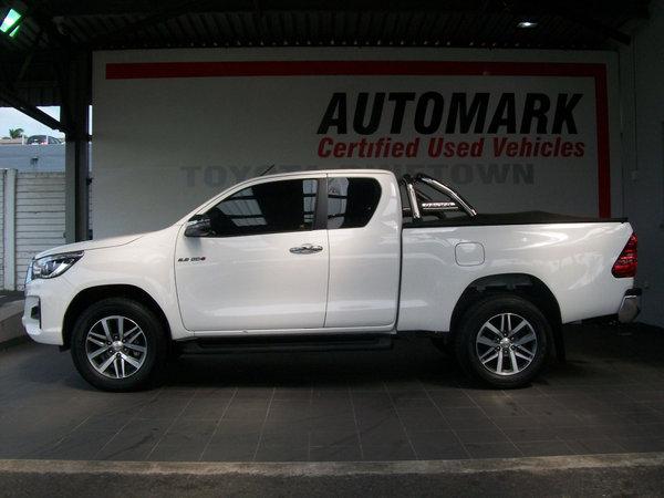 2020 Toyota Hilux Xtra cab HILUX 2.8 GD 6 RB RAIDER A/T P/U E/CAB