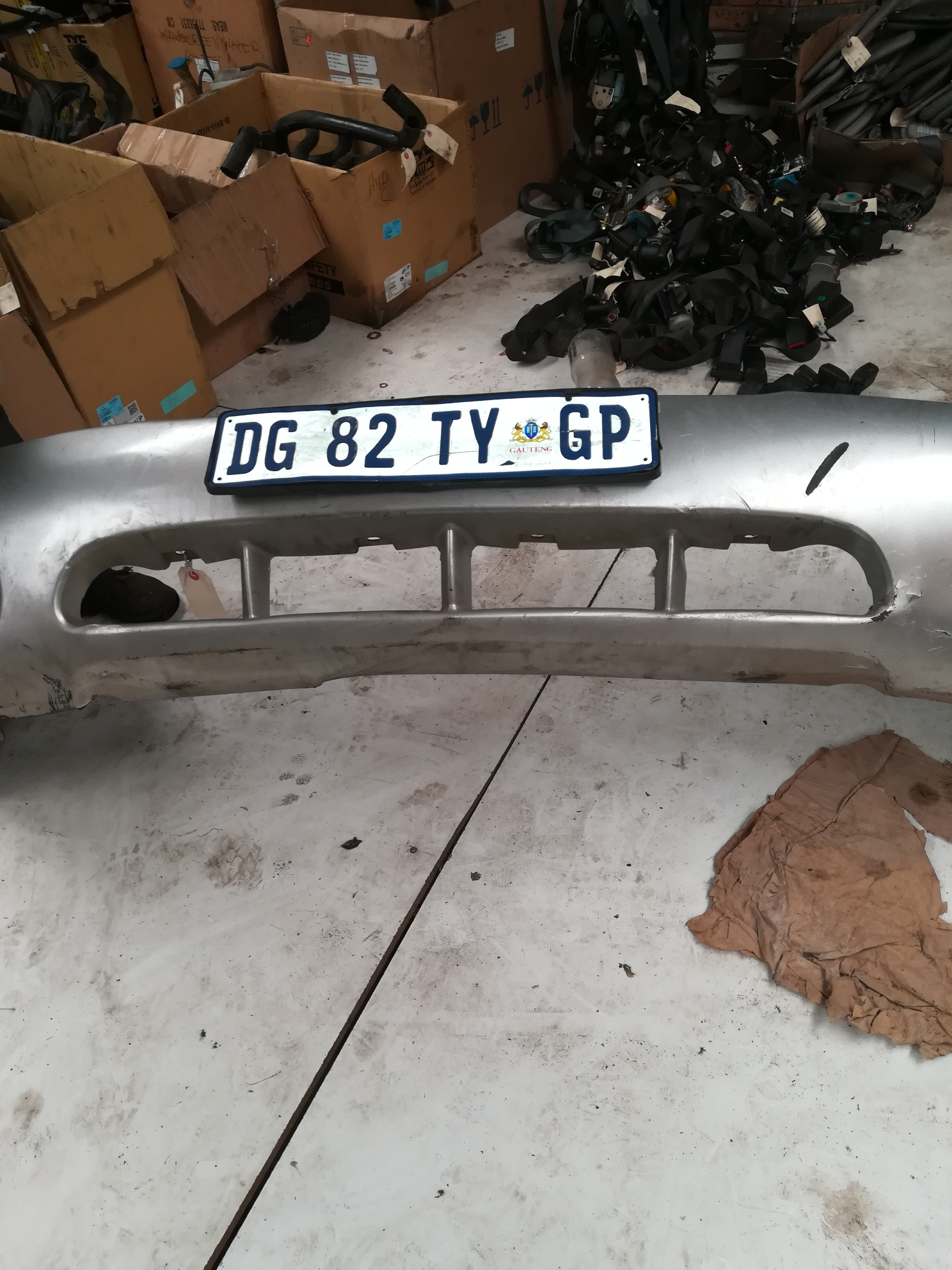 KIA NEW & USED BUMPERS
