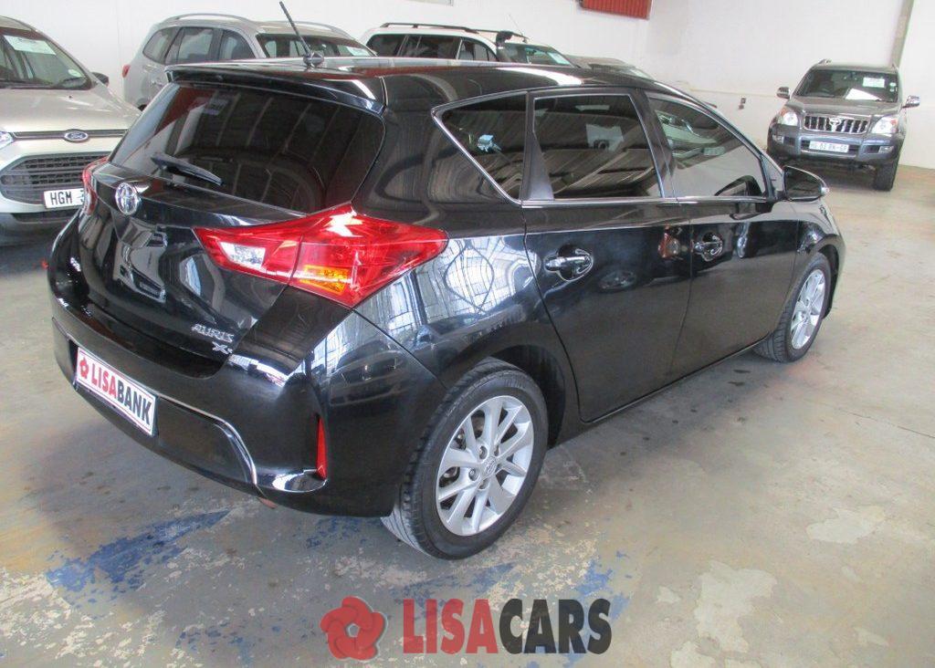 2013 Toyota Auris 1.6 XR auto