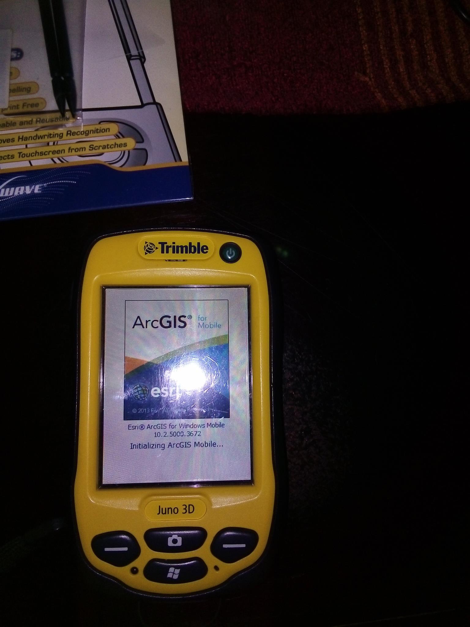 Trimble Juno 3D handheld