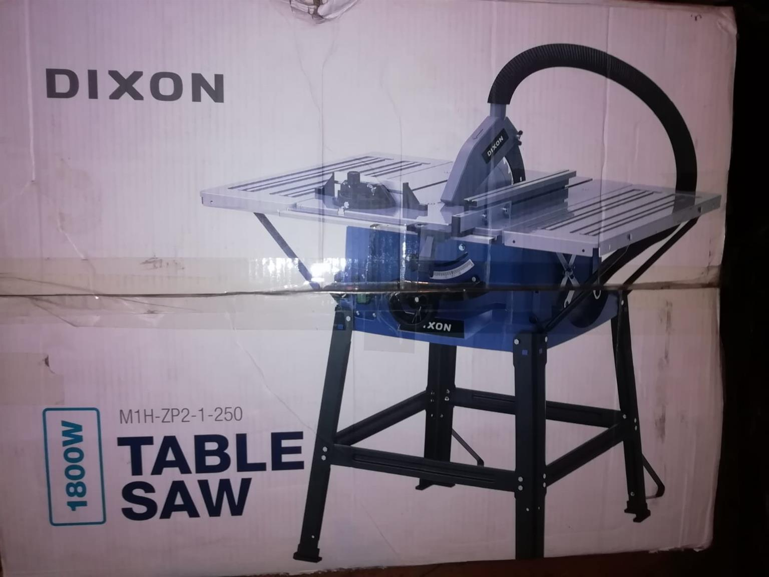 Table saw brand new in the box