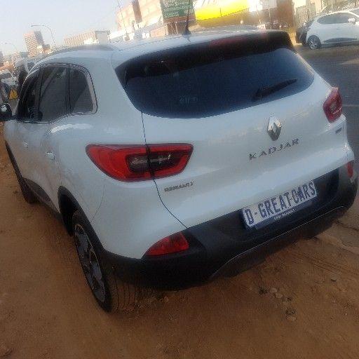 2017 Renault Kadjar 81kW dCi Dynamique