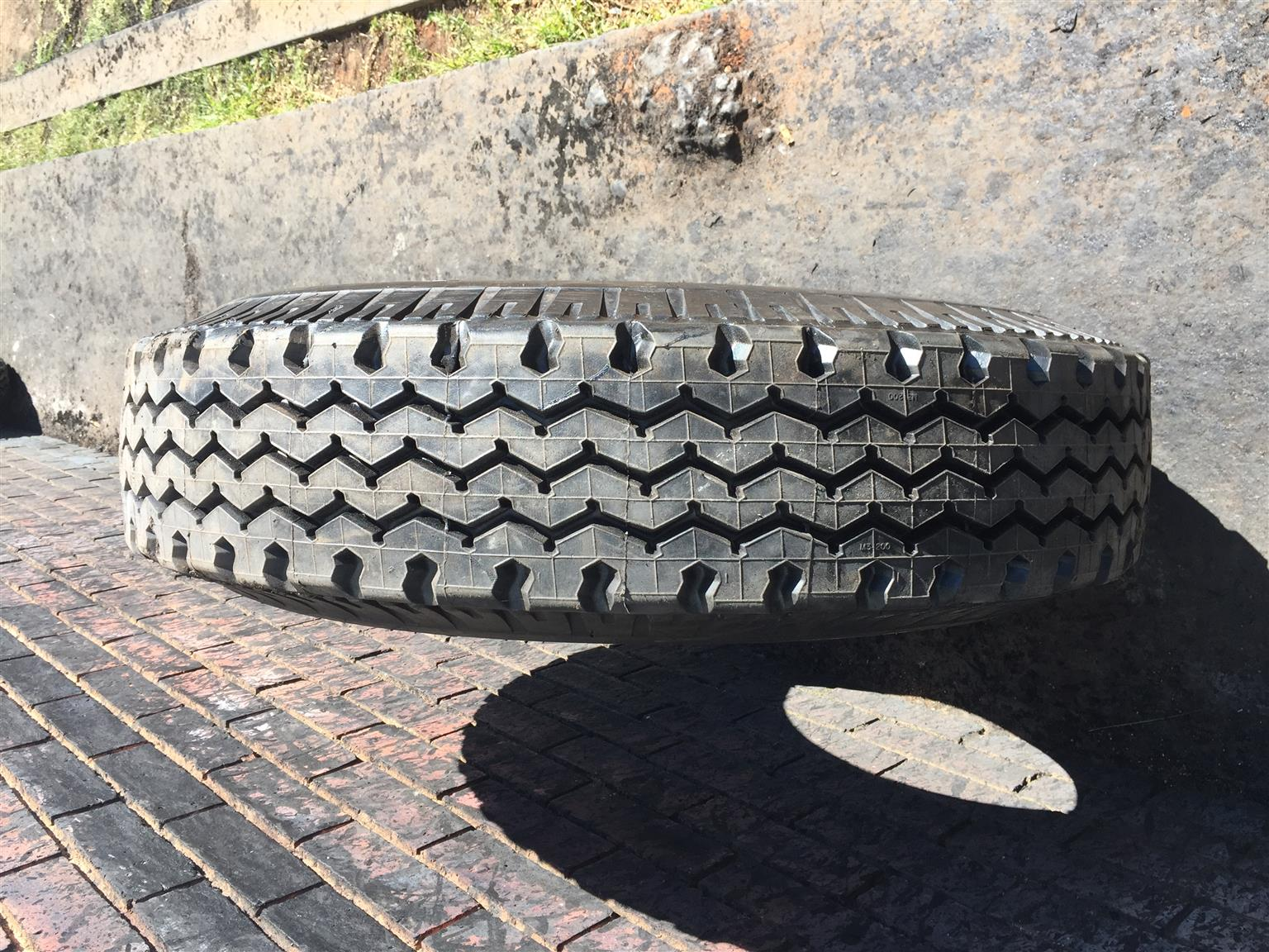 2019 Tyres Construction Treads