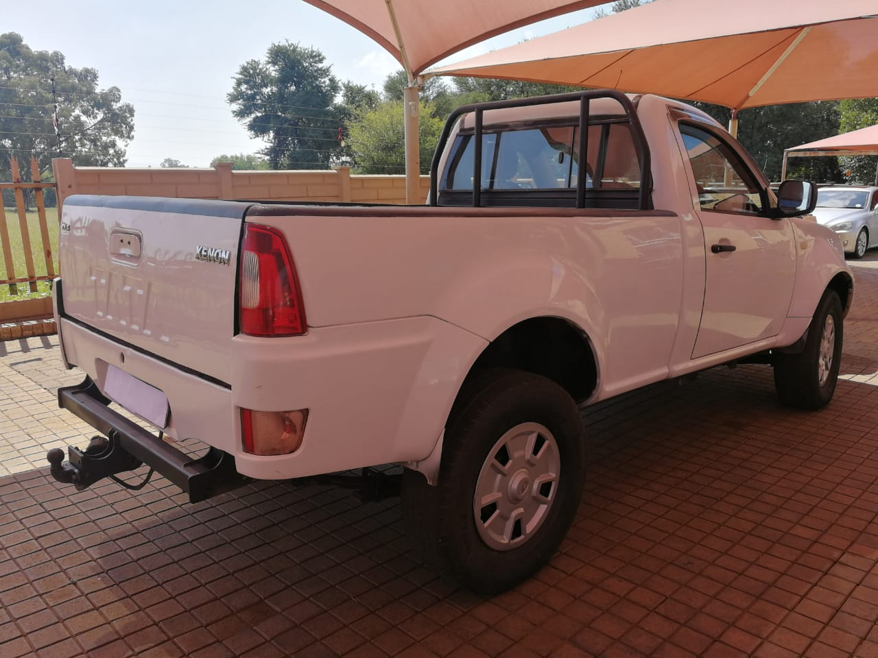 2010 Tata Xenon 2.2L DLE 4x4