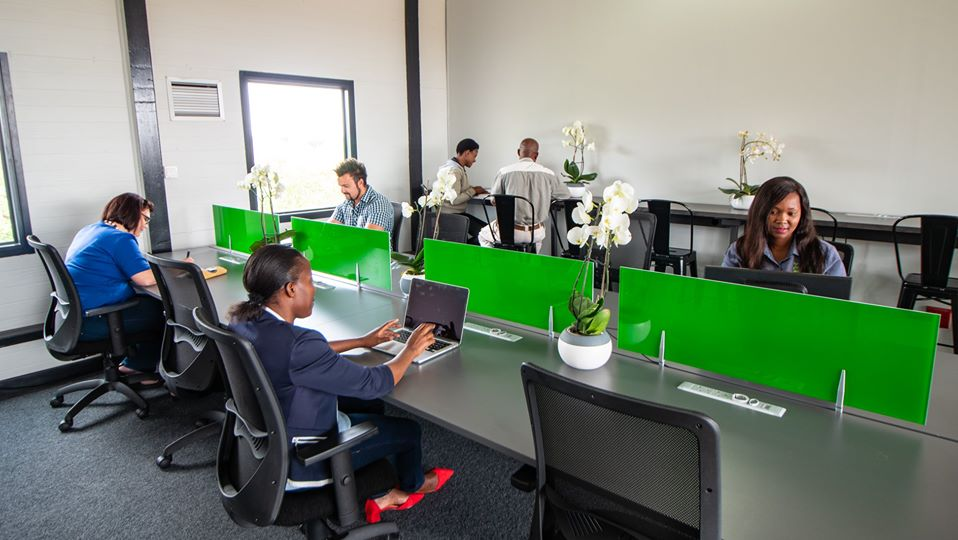 Office to rent in Polokwane - Fully furnished and serviced(Internet, Telephone, reception, etc)