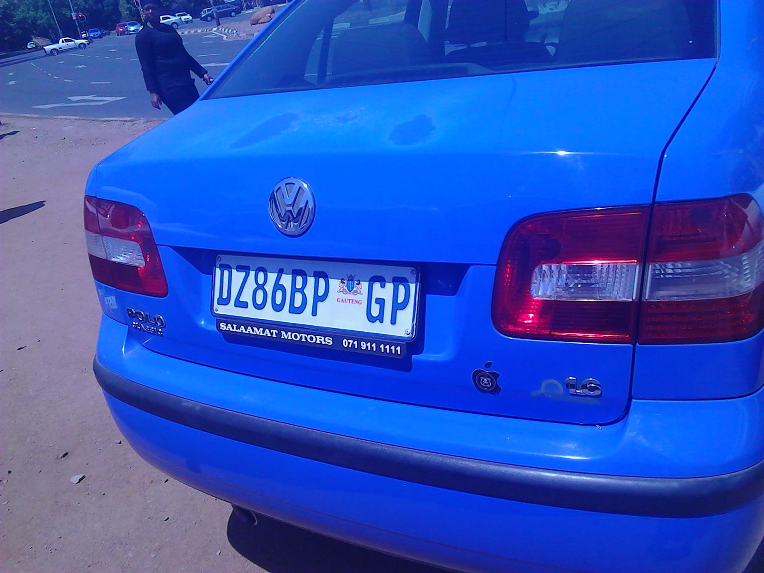 VW Polo Vivo sedan