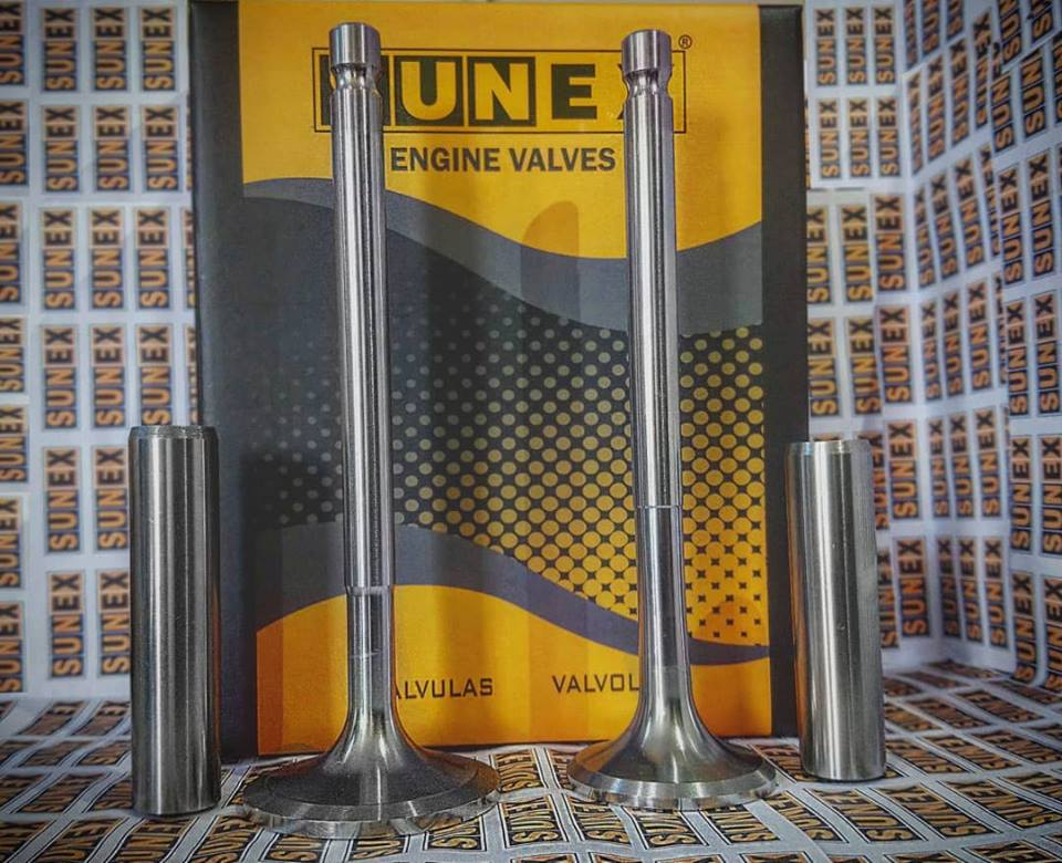 sunex engine vales