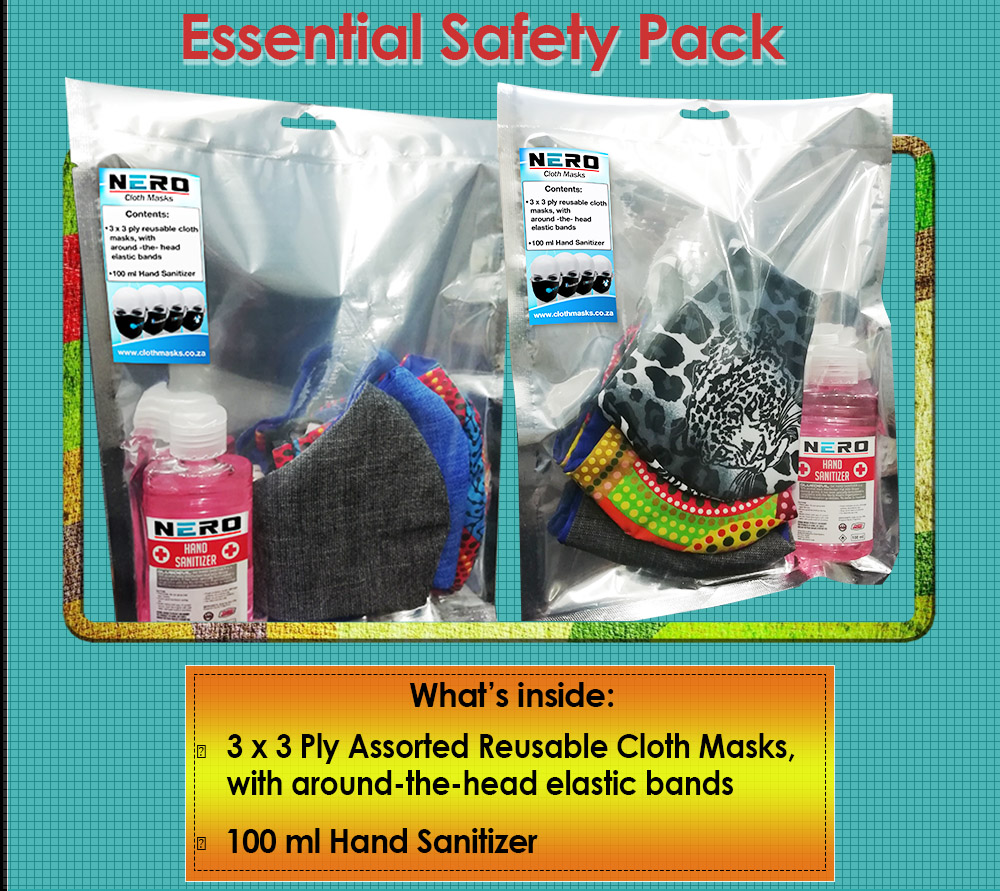 Essential Safety Pack