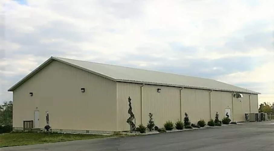 Steel Structures for Warehouses