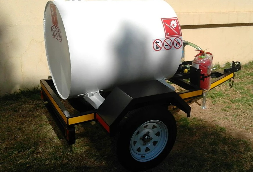 Fuel Trailers & Tankers