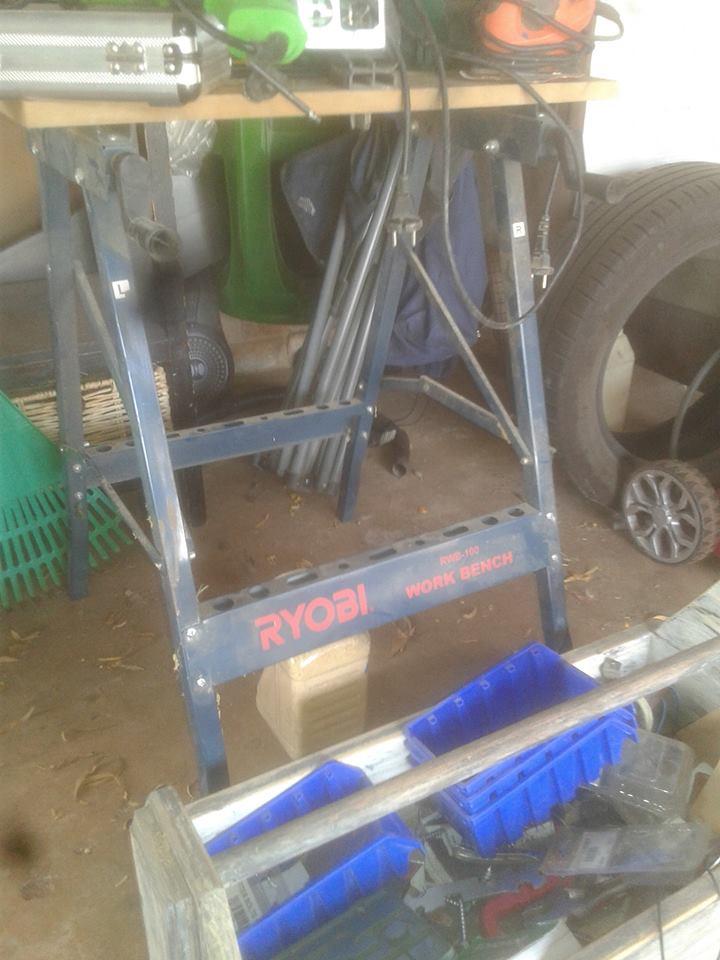 Ryobi workbench for sale