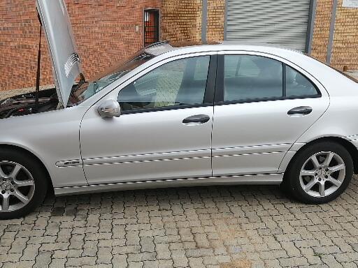 Mercedes Benz 180C