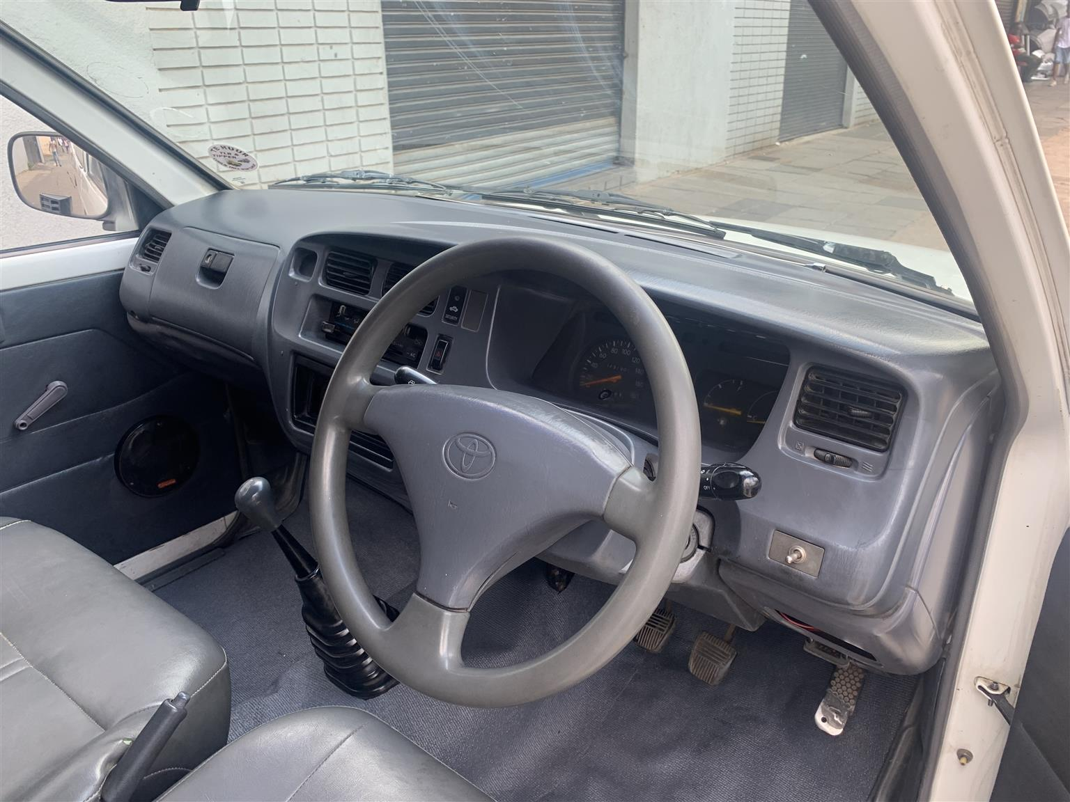 2003 Toyota Stallion 2.0 panel van