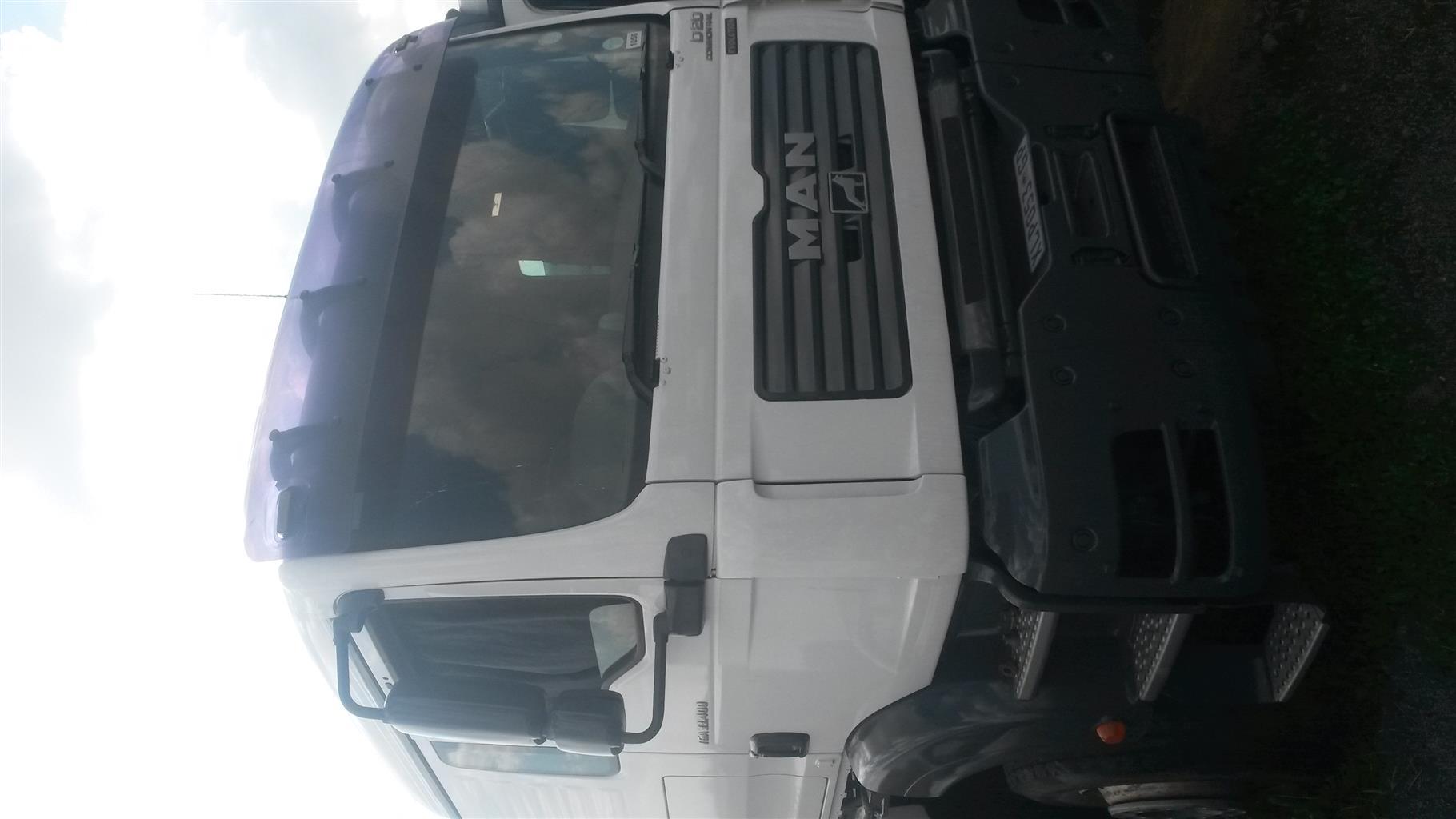 Water truck new 18000L tank Man 33400 browser