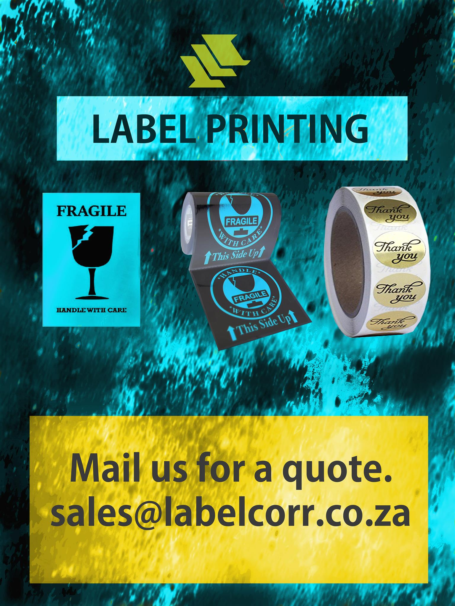 Label printing sticker printing packaging labelcorr pty ltd