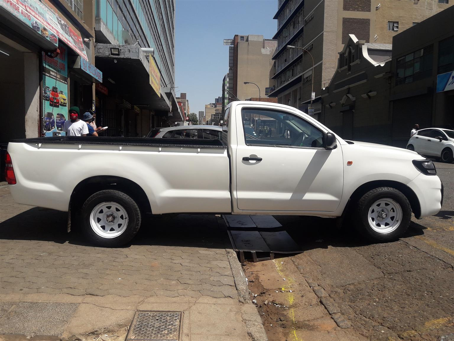 2013 Toyota Hilux single cab HILUX 2.4 GD 6 RB SRX A/T P/U S/C