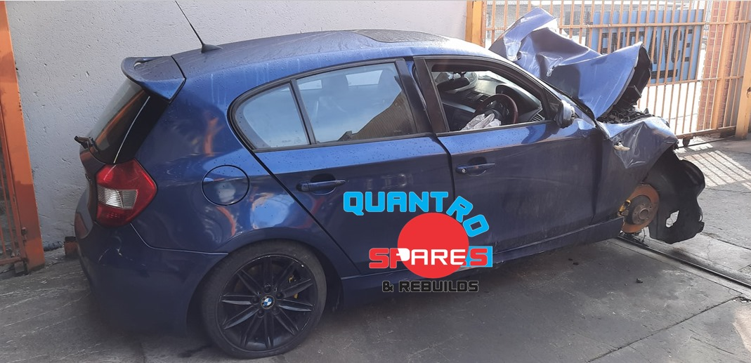Bmw 1 series e87 2007 130i n57 stripping for spares