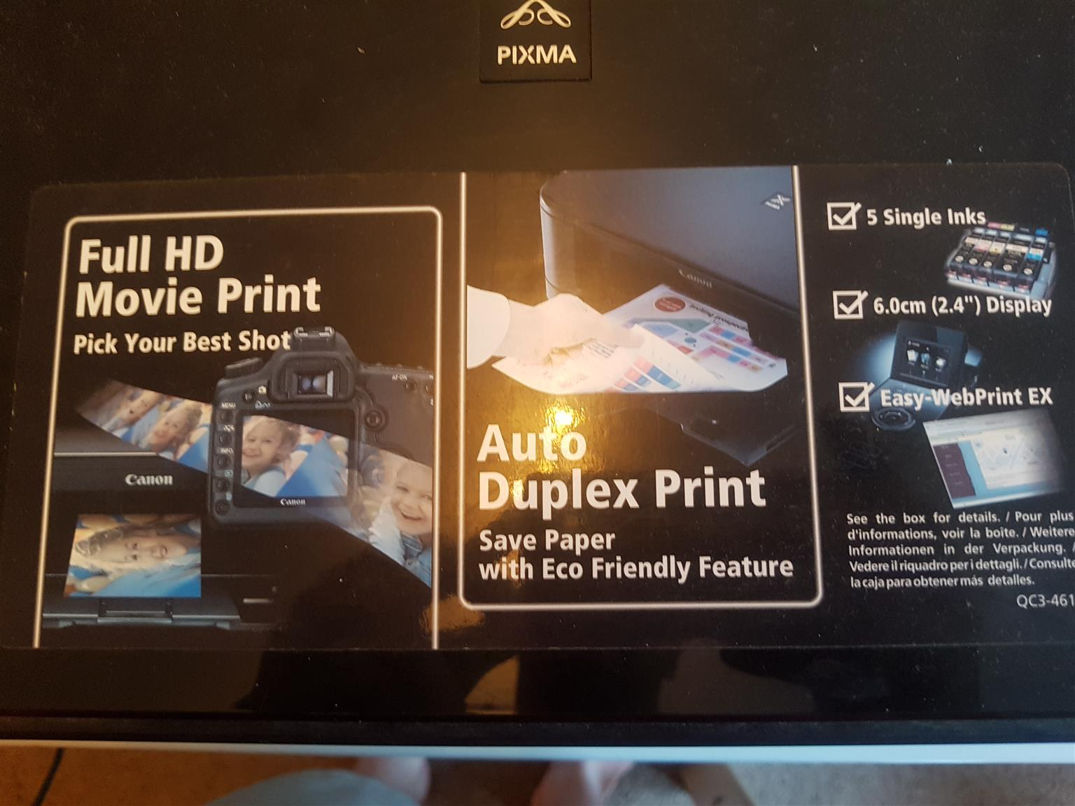 Urgent sell - Canon Pixma -MG5140