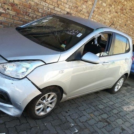Hyundai I10 Grand 2014 - Stripping for Spares