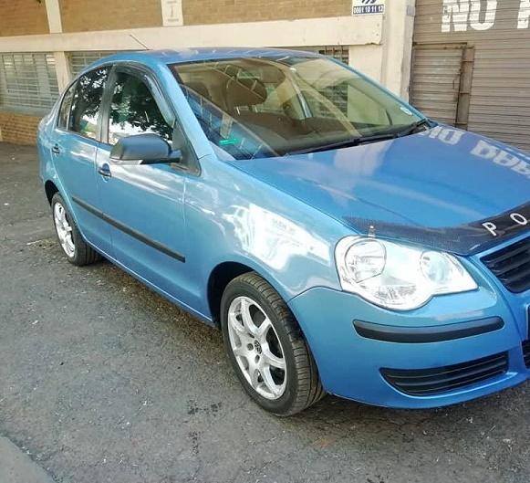 2007 VW Polo Classic