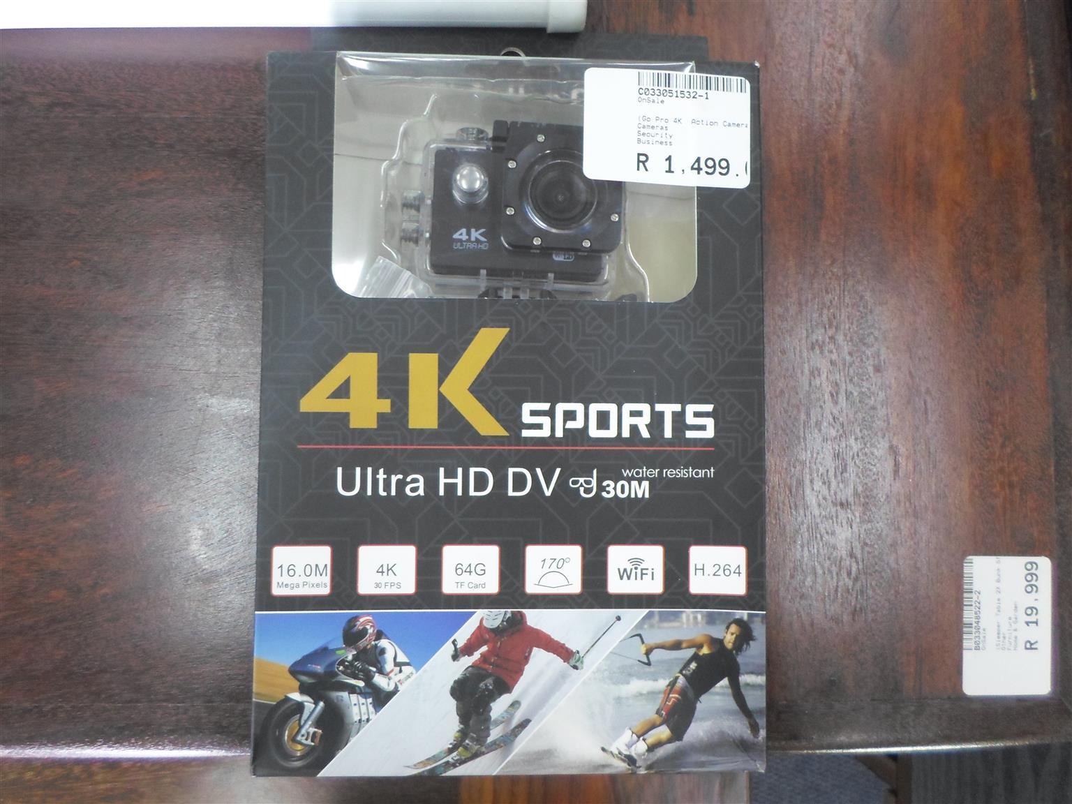 4K Sports Uktra HD DV Action Camera