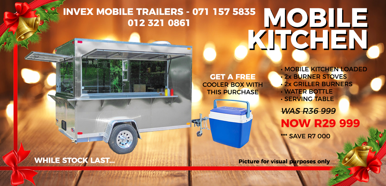 Christmas Specials on Moving Flushing Toilets(VIP), Loaded Kitchens, Freezers/Coldrooms
