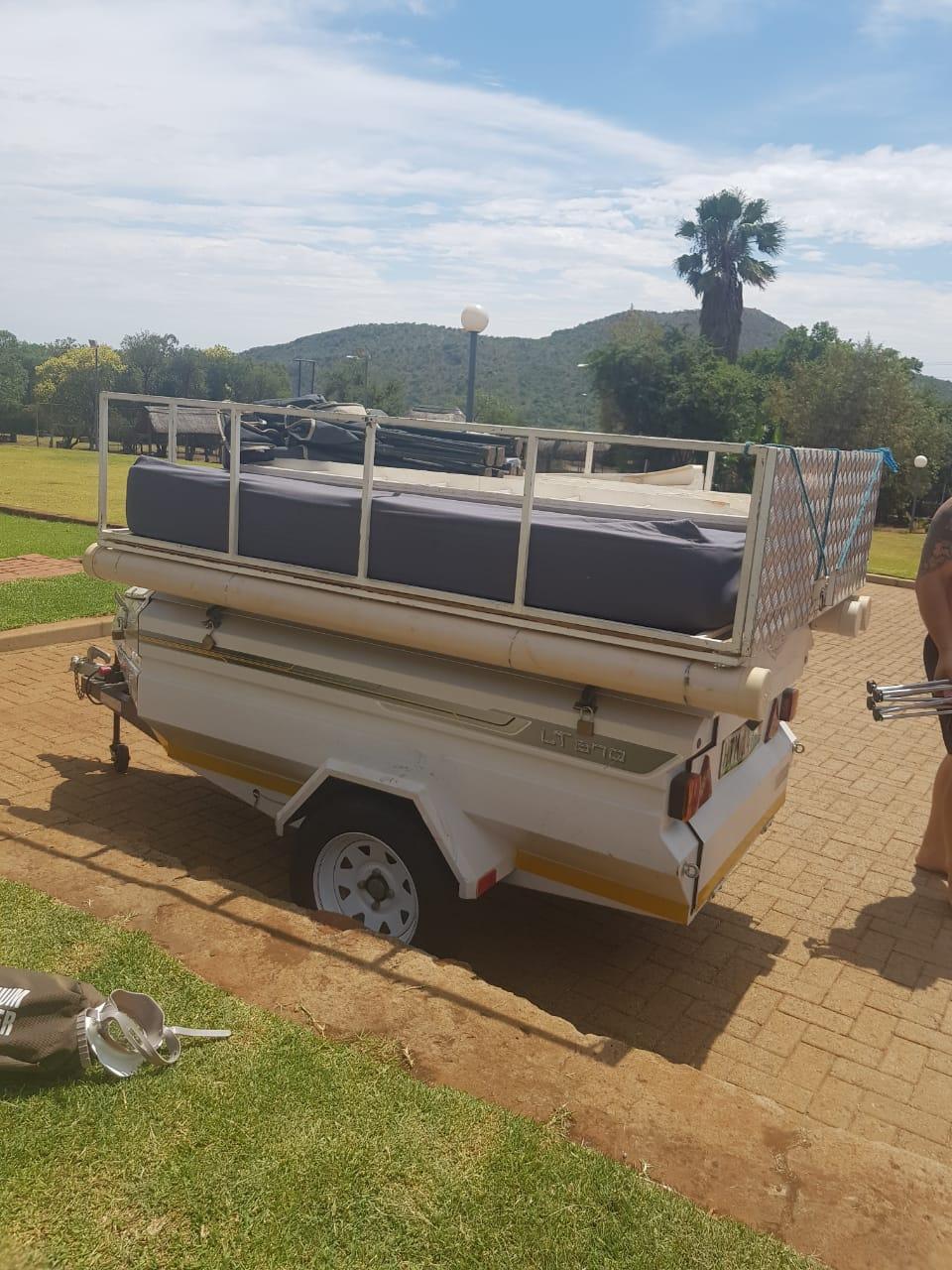 Jurgens LT 670 trailer for sale or swop