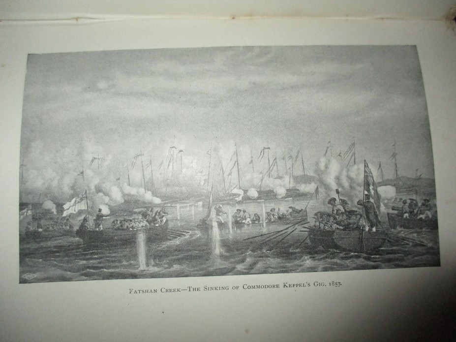 Britains Naval Power 1904