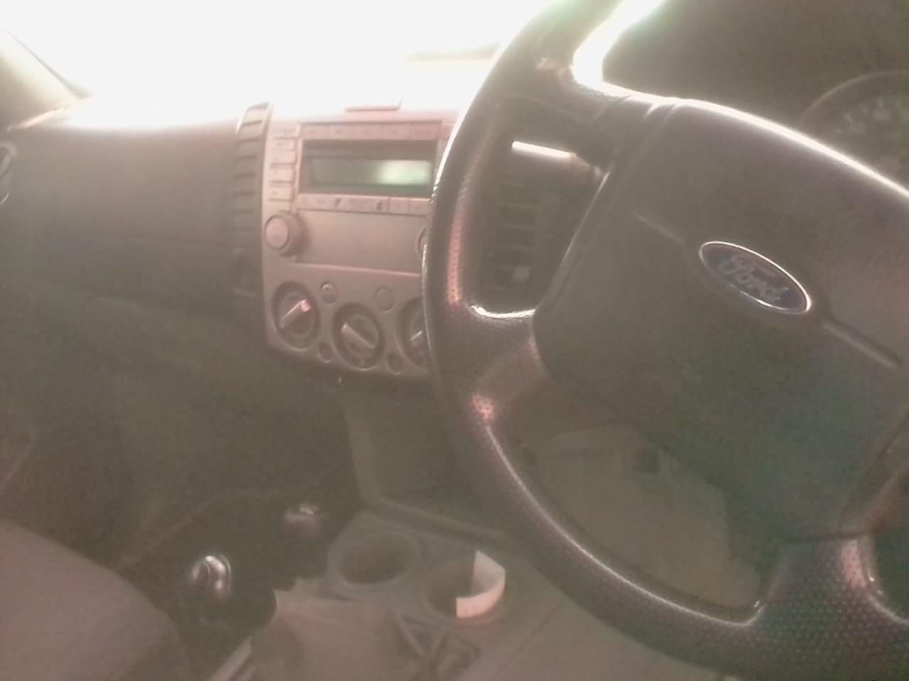 2008 Ford Ranger 2.5D