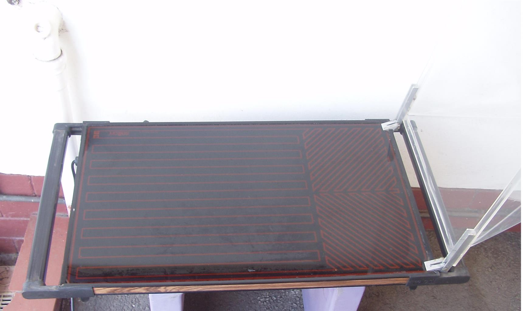 Salton Hot Tray with Dome cover
